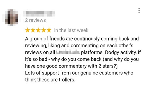 How NOT to Respond to Online Customer Reviews   Fox Junkie